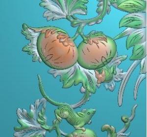 Vẽ JdPaint trái cây
