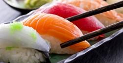 Thực đơn Sushi đa dạng của Wabisabi