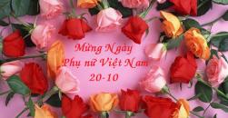 Mừng ngày phụ nữ Việt Nam 20/10 cùng WabiSabi